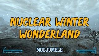 Fallout New Vegas Nuclear Winter Wonderland