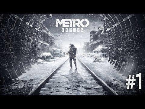 A LEGJOBB METRO...!?   METRO: EXODUS #1 #PC #HYPE - 02.14.