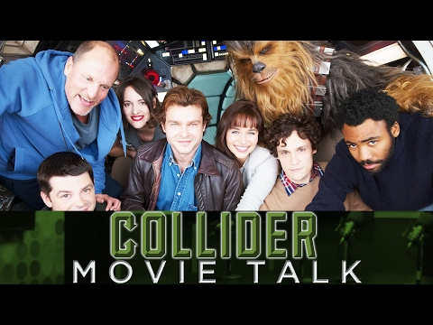 First Young Han Solo Pic From Spin Off Movie - Collider Movie Talk
