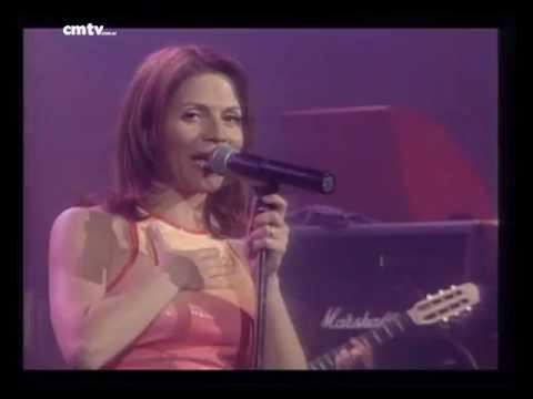 Marcela Morelo video Corazón salvaje - CM Vivo 2000