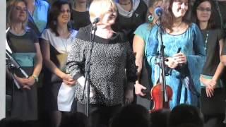 Koncert K dur, Cimbal Classic a Hana Ulrychová. Hana Ulrychová a všichni.