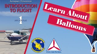 Learn about Balloons - CAP AE Dimensions Module 1 Chapter 3