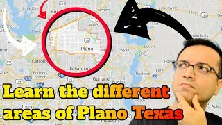 Where to live near plano tx