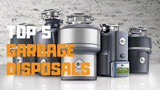 Best Garbage Disposal in 2019 - Top 5 Garbage Disposals Review