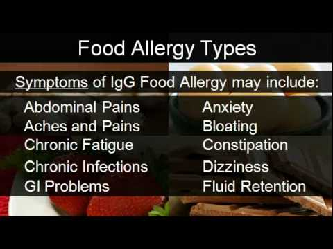 Allergy Types