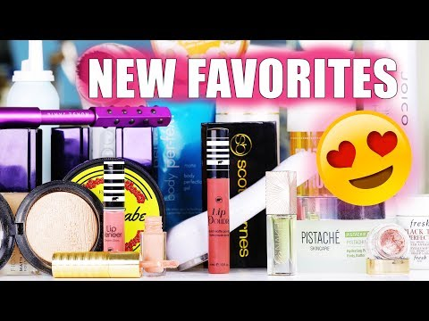 » » »  NEW BEAUTY FAVORITES | Obsessions!