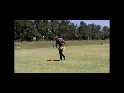 TERRANCE STRINGER FOOTBALL WORKOUT VIDEO