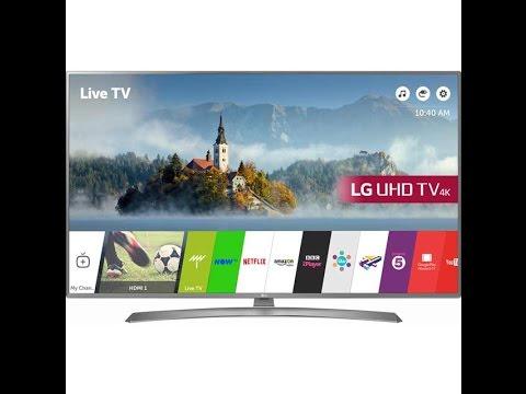 LG 65UJ670V TV REVIEW