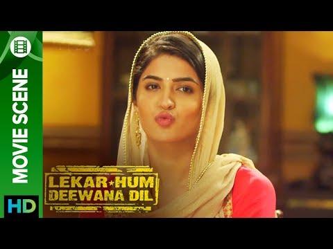 Deeksha Seth makes men run away | Lekar Hum Deewana Dil