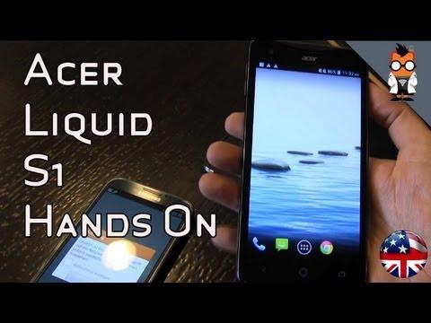Acer Liquid S1 - 5.7
