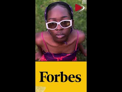 Elsa Majimbo tapped for Forbes, co signed by Virgil Abloh