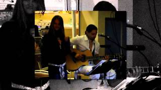 Because the night (cover) - Manatt'n Acoustic Duo - Live