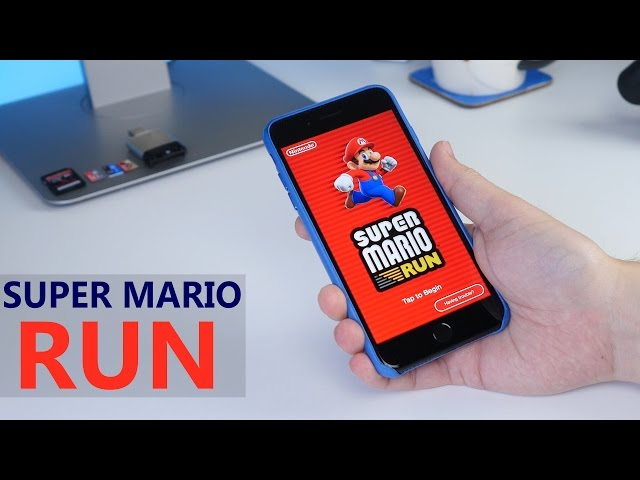 Super Mario Run review: Is Mario on your phone worth £10? - Poc
