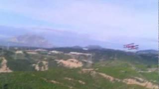 preview picture of video 'Vuelo en Castellbisbal 09-01-2011'