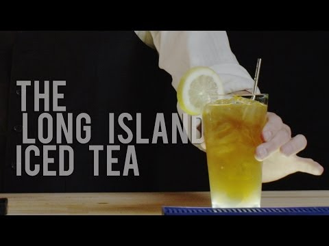 Video How to Make The Long Island Iced Tea - Best Drink Recipes