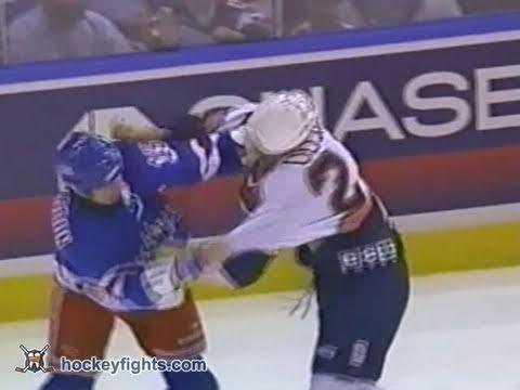 Gino Odjick vs. Darren Langdon