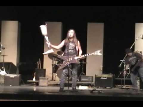 Adrenalyne Rush- Plug Into A Six String