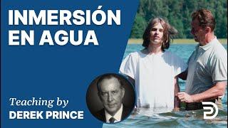 4164 Poniendo El Fundamento, Pt 5: Immersión En Agua