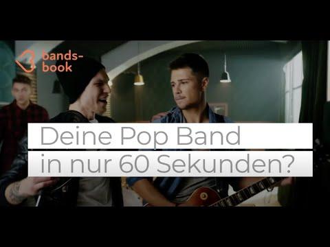 Pop Band gesucht? Pop Bands suchen, finden, buchen in 60 Sekunden!10  Pop Band
