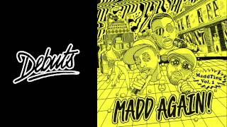 "Madd Again! ""Move, Skank & Wine"" - Boiler Room Debuts"