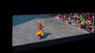 preview picture of video 'The Punakha Festival - Palace of Great Happiness'