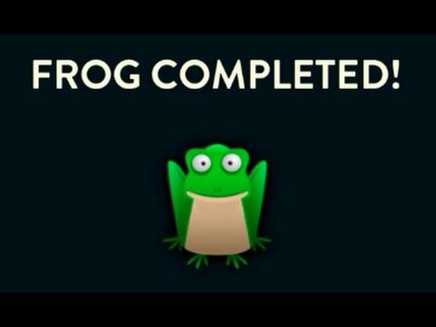 Frog Pack - Wordbrain Solutions