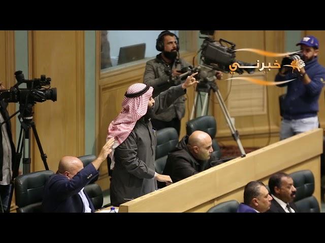 رئيس مجلس النواب عاطف الطراونة يرد على مزاعم النائب محمد الرياطي