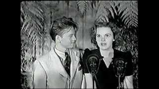 Mickey Rooney gives a Party and Judy Garland helps