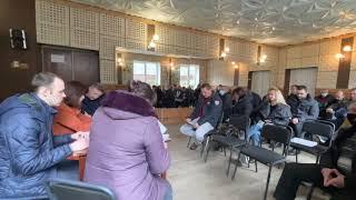 VI сесія ІХ скликання Великолюбінської селищної ради Городоцького району Львівської області