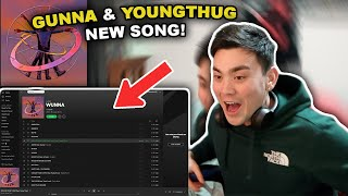 Gunna - DOLLAZ ON MY HEAD ft. Young Thug (REACTION)