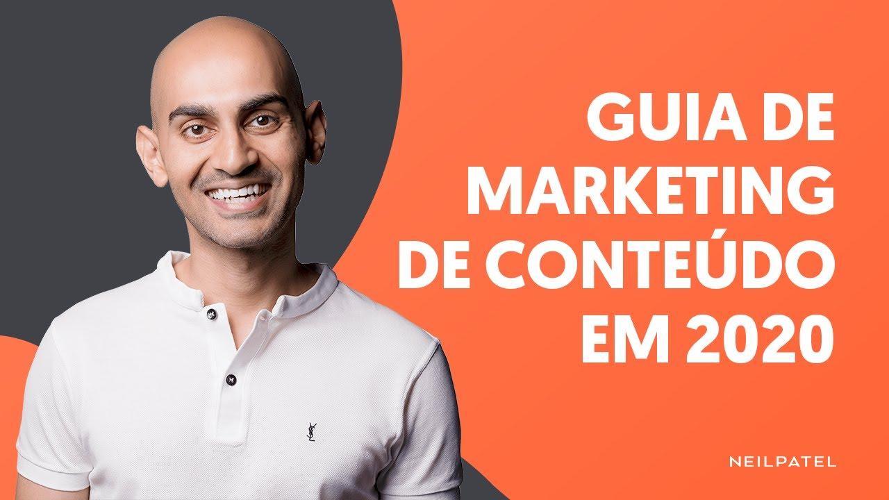Guia de Marketing de Conteúdo Para Iniciantes 2020