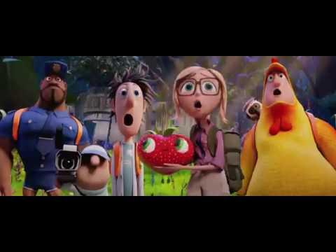 Трейлер мультфильма «Облачно, возможны осадки в виде фрикаделек-2: Месть ГМО»
