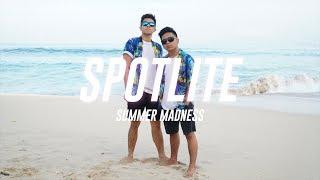Summer Madness | Brandon and Chemmy Choreography