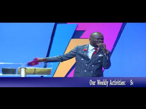 Transformed by the Anointing - Dr. Sule Emmanuel