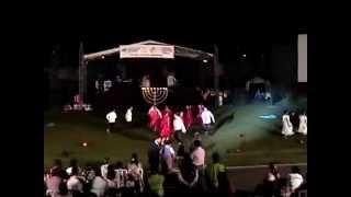preview picture of video 'Danza Hebrea, Cumpleaños del Señor Jesus, Buga, Dic 10 2012'