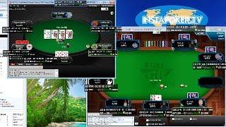 Покер ВОД - Игра в турнирах - $26, $33 (3/7)