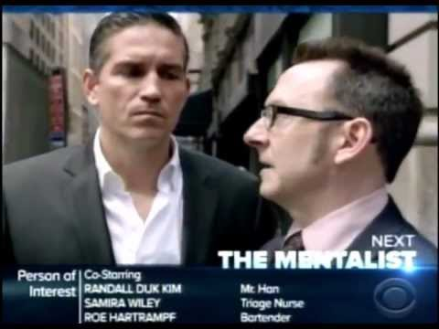 Person of Interest 1.22 (Preview)