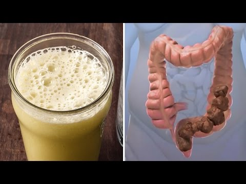 Video Flush Toxins From Your Body With This Homemade Colon Cleanse Juice | Natural Cures