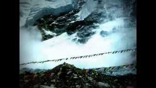 Christopher Vandaele Everest Base Camp Avalanche