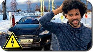 Tesla 12 Volt Batterie Schaden In Schweden 🥶