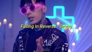 Falling In Reverse   Drugs  Sub Español