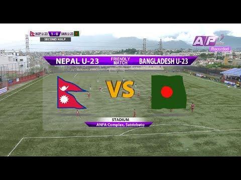 Bangladesh U23 - Nepal U23 Full match (Friendly)