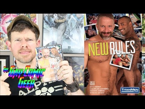 New Rules - TitanMen CUT Gay XXX Movie Review SAFE FOR WORK