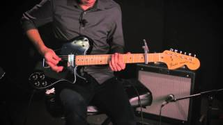 "COS Electric Guitar Lead Tutorial for ""We can change the world"" by Matt Redman"