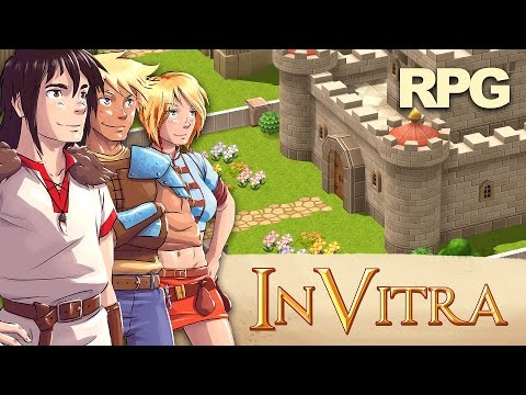 In Vitra -  Game-Trailer (rpg / jrpg) [recut] thumbnail