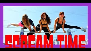 SCREAM TIME | S.T. VINE - WORKOUT / ВОРКАУТ