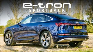 Audi E-Tron Sportback: EV Road Review | Carfection 4K by Carfection
