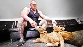 Выйду против Емельяненко и Харитонова за 10 миллионов / Макс Новоселов про львов и бой с Дациком