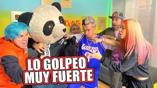 BROMA Peleo A GOLPES con PANDA por ser NOVIO de MI HERMANA AMARA *ME DESMAYO* - Ami Rodriguez