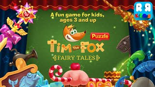 Tim the Fox - Puzzle Tales (By Internet-Expert) - iOS / Android - Gameplay Video